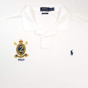 Polo Ralph Lauren Crest # 2 Polo Shirt